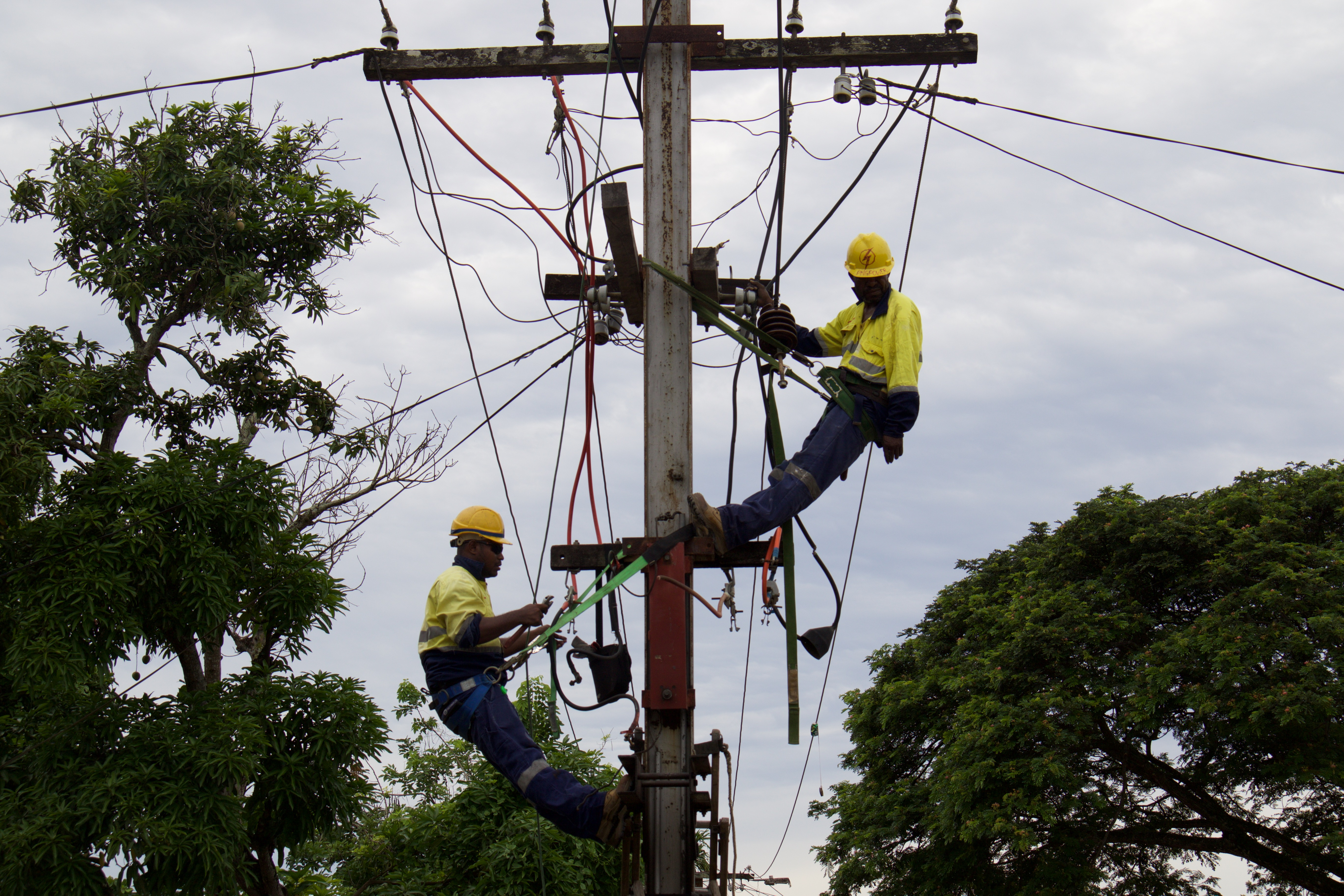 PNG Power Ltd condemns attack on its field officers.