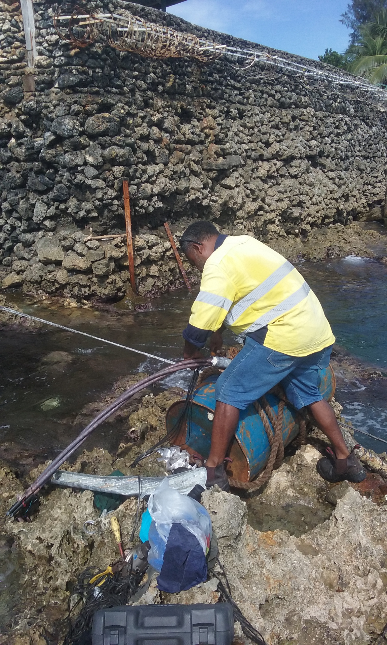 Power restored to Kranget Island in Madang