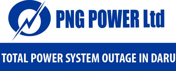 TOTAL POWER SYSTEM OUTAGE IN DARU
