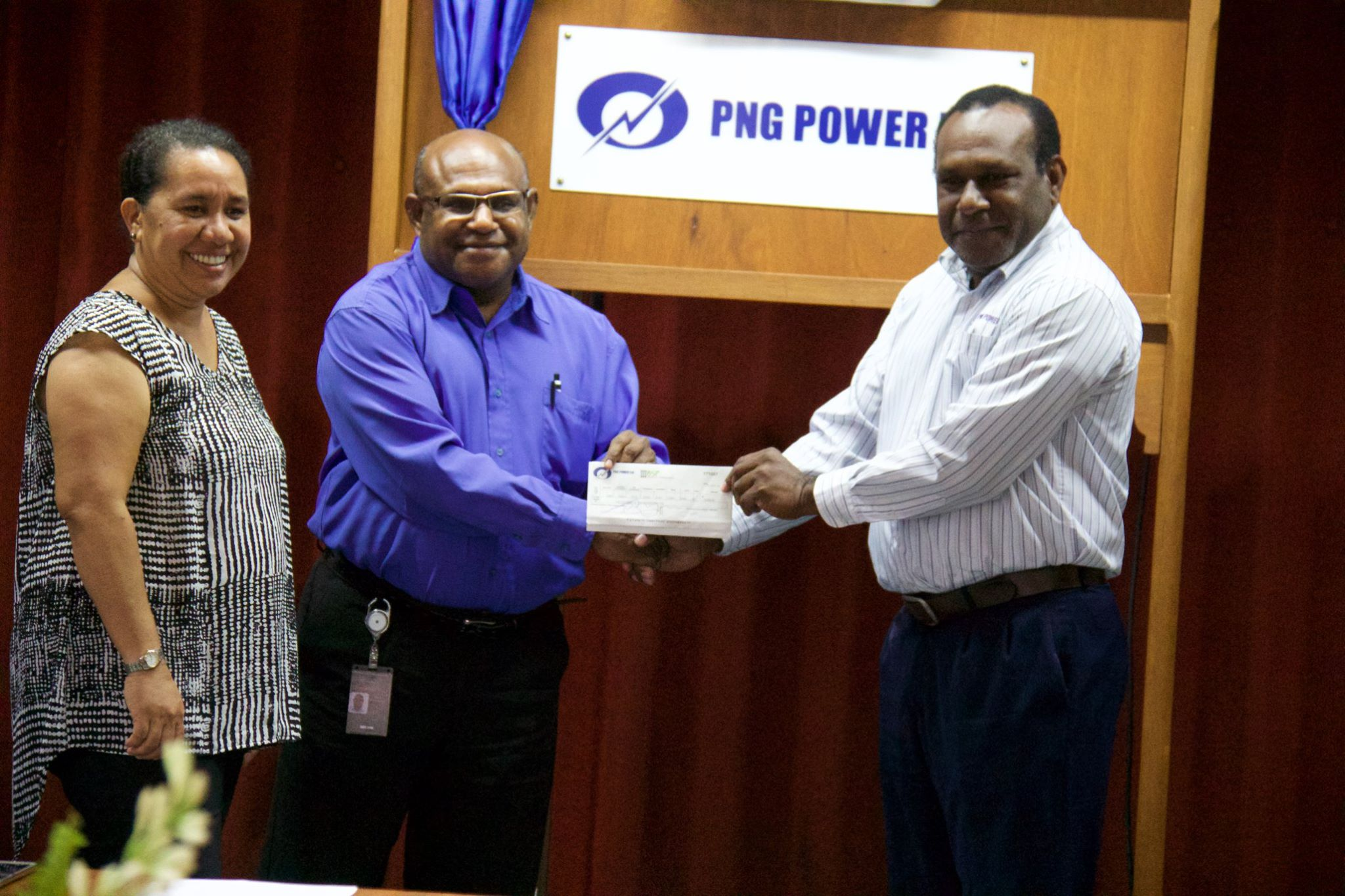 PPL boosts Engineers conference with K50,000 donation