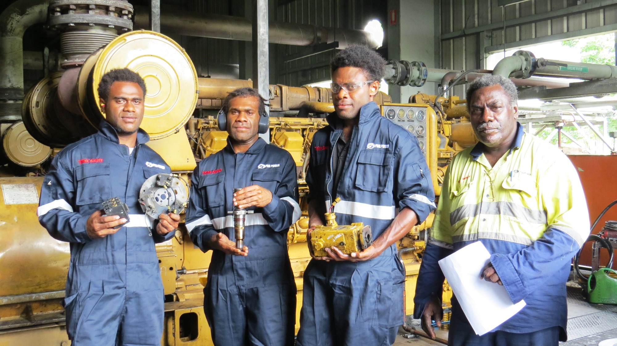 TRAINEESHIP PROGRAM BOOSTING WORKFORCE