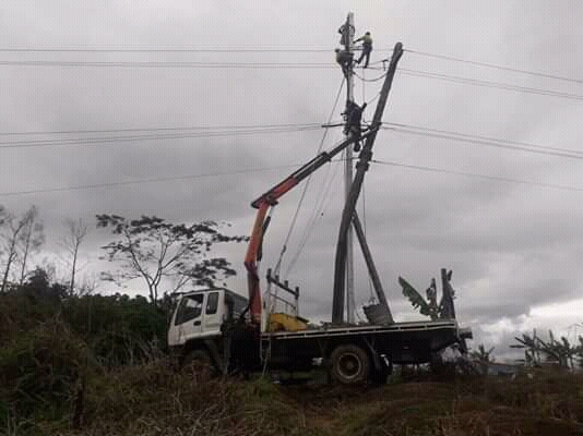 Total Power Outage in Mt Hagen and Jiwaka due to Vandalism