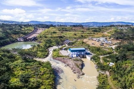 Yonki Dam Facility
